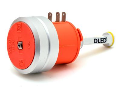 Светодиодная авто лампа H15 - Sparkle 3 40Вт DLED