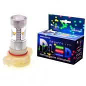 Светодиодная авто лампа H16 PSX24W - 6 EPISTAR 30Вт DLED
