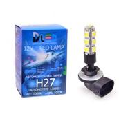 Светодиодная авто лампа H27 881 - 13 SMD5050 3.16Вт DLED