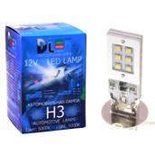 Светодиодная авто лампа H3 - 12 SAMSUNG 12Вт DLED