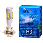 Светодиодная авто лампа H3 - 6 CREE 30Вт DLED