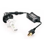 Светодиодная авто лампа H4 - ZES 20Вт DLED