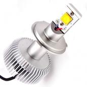 Светодиодная авто лампа H4 - 2 CREE 35Вт DLED