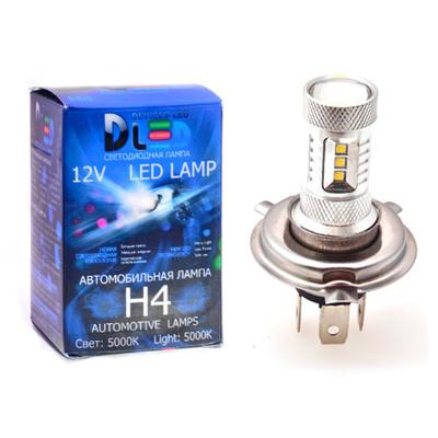 Светодиодная авто лампа H4 - 15 SAMSUNG 15Вт DLED