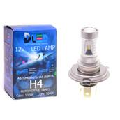 Светодиодная авто лампа H4 - 6 EPISTAR 30Вт DLED