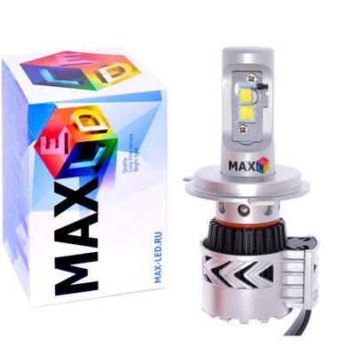 Светодиодная авто лампа H4 - Spectrum 4 CREE 45Вт