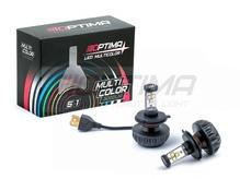 Светодиодная авто лампа H4 - Optima Multi Color