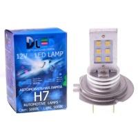 Светодиодная авто лампа H7 - 12 SAMSUNG 12Вт DLED