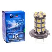 Светодиодная авто лампа H7 - 27 SMD5050 6.48Вт DLED