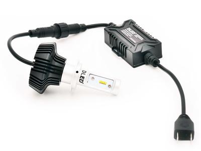 Светодиодная авто лампа H7 - ZES 20Вт DLED
