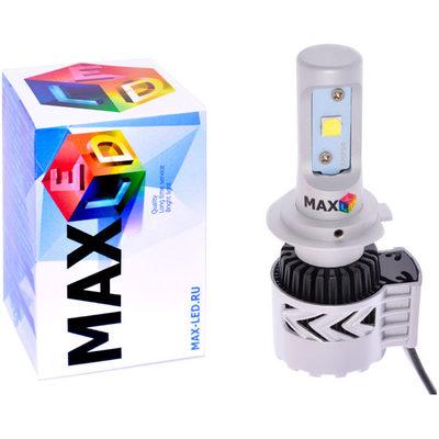 Светодиодная авто лампа H7 - Spectrum 4 CREE 45Вт
