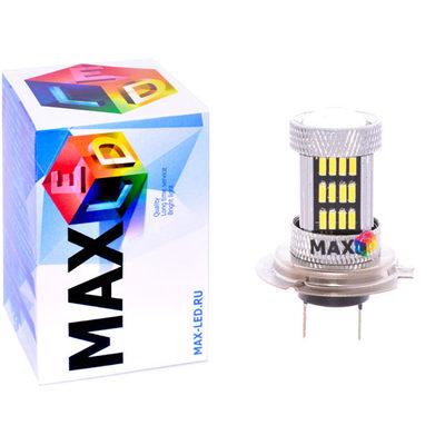 Светодиодная авто лампа H7 - Max-Visiko 54 Led 11Вт