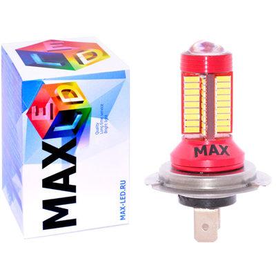 Светодиодная авто лампа H7 - Max-visiko 78 Led 15Вт