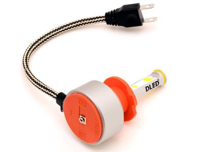 Светодиодная авто лампа H7 - Sparkle 3 40Вт DLED