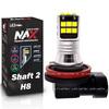 Светодиодная авто лампа H8 - NAX Shaft 2 15ВТ