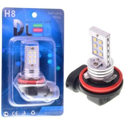 Светодиодная авто лампа H11 - 12 SAMSUNG 12Вт DLED