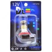 Светодиодная авто лампа H9 - 48 SMD3014 9Вт DLED