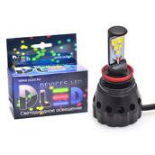 Светодиодная авто лампа H9 - 5 CREE HL 50Вт DLED