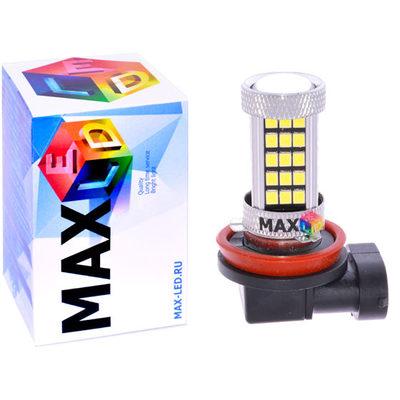 Светодиодная авто лампа H11 - Max-Hill 66 Led 16Вт