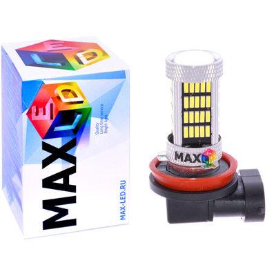 Светодиодная авто лампа H8 - Max-Visiko 92 Led 18Вт