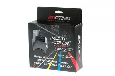 Светодиодная авто лампа H8 - Optima Multi Color Ultra