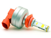 Светодиодная авто лампа H8 - Sparkle 3 40Вт DLED