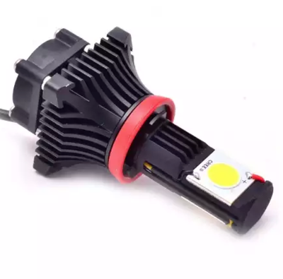 Светодиодная авто лампа HB4 9006 - 2 CREE BLACK 25W DLED