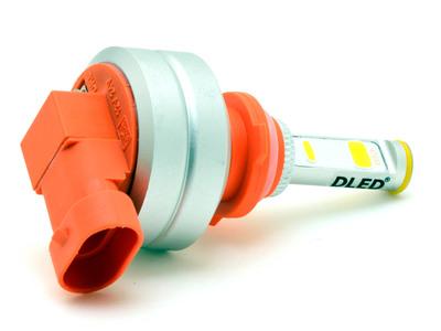 Светодиодная авто лампа HB3 9005 - Sparkle 3 40Вт DLED