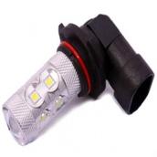 Светодиодная авто лампа HB4 9006 - 10 EPISTAR 50Вт DLED