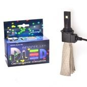 Светодиодная авто лампа HB4 9006 - 2 CREE Braid 20Вт DLED