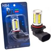 Светодиодная авто лампа HB3 9005 - 33 SMD5630 13.2Вт DLED