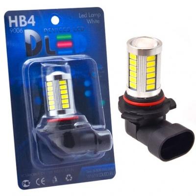 Светодиодная авто лампа HB4 9006 - 33 SMD5630 13.2Вт DLED