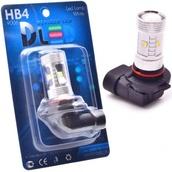 Светодиодная авто лампа HB4 9006 - 6 EPISTAR 30Вт DLED
