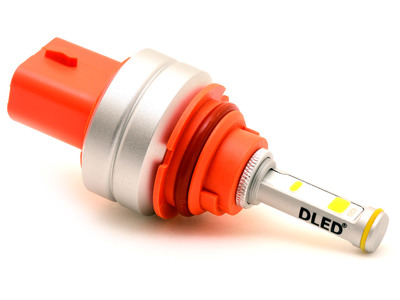 Светодиодная авто лампа HB5 9007 - Sparkle 3 40Вт DLED