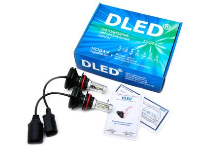 Светодиодная авто лампа HB5 9007 - ZEON 25Вт DLED