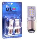 Светодиодная авто лампа P21/5W 1157 - 12 SAMSUNG 12Вт Белая