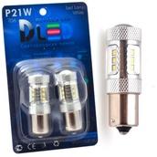 Светодиодная авто лампа W21W 7440 - 15 SAMSUNG 15Вт Белая