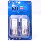 Светодиодная авто лампа P21W 1156 - 12 SAMSUNG 12Вт Белая