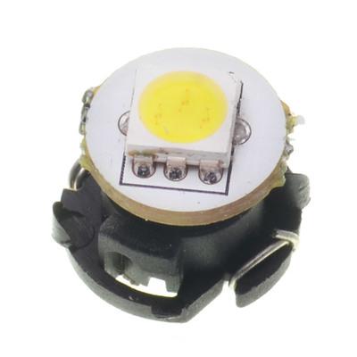 Светодиодная авто лампа T4.7 – 1 SMD5050 0.24Вт Жёлтая