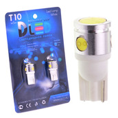 Светодиодная авто лампа W5W T10 – 1 HP + 3 Mini Hp 2.5Вт Белая