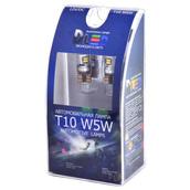Светодиодная авто лампа W5W T10 – 10 SMD3014 1Вт Белая