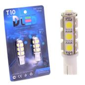 Светодиодная авто лампа W5W T10 – 13 SMD5050 3.16Вт Белая