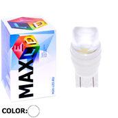 Светодиодная авто лампа W5W T10 – Max-Ceramic A 2Led 3Вт Белая