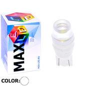 Светодиодная авто лампа W5W T10 – Max-Ceramic B 2Led 3Вт Белая