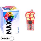 Светодиодная авто лампа W5W T10 – Max-Lendigo 20Led 2Вт Белая