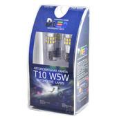 Светодиодная авто лампа W5W T10 – 30 SMD3014 3Вт Белая