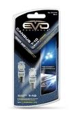 Светодиодная авто лампа W5W T10 –5 EVO FORMANCE CАNBUS Синяя