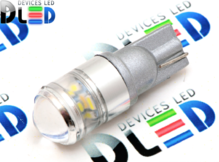 Светодиодная авто лампа W5W T10 – 5 SMD3030 5Вт Белая