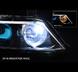 Светодиодная авто лампа W5W T10 – IPF Hi Power Wedge 2 6000K 1W