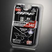 Светодиодная авто лампа W5W T10 – IPF LED 3D Wedge 6000K 1W